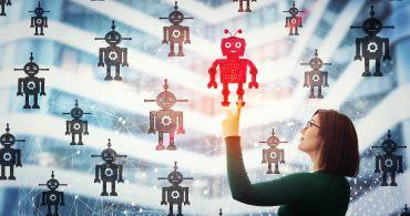 Člověk versus stroj – verze 2019