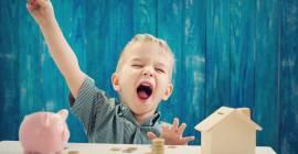 Co se v mládí naučíš… proč budovat dětem finanční návyky už od dupaček